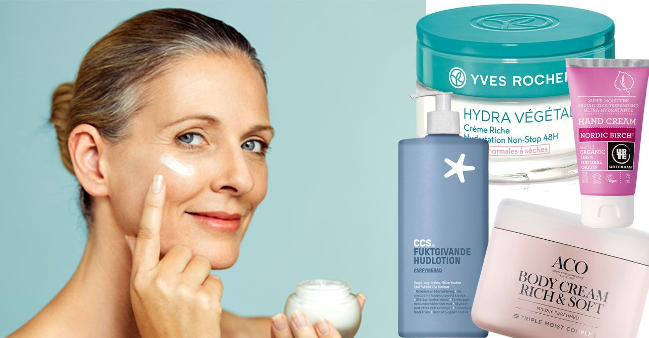 Bästa budgetkrämerna för din hud