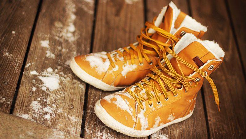 Strålande Impregnera skor – så gör du med 4 vanliga material | Allas.se BO-83
