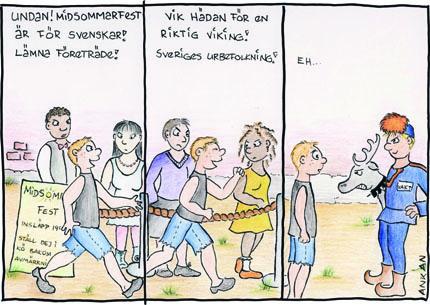 Svensk vikingII