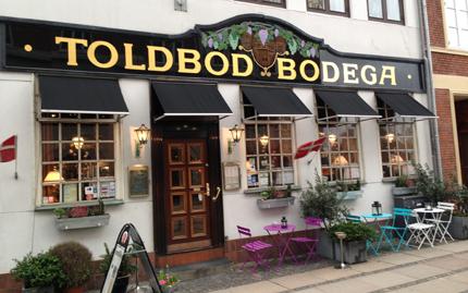 """Toldbod Bodega fick utmärkelsen """"Årets Pølse"""""""
