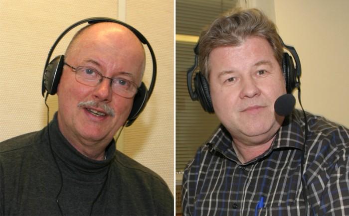Claes Gylling och Roland Kastl