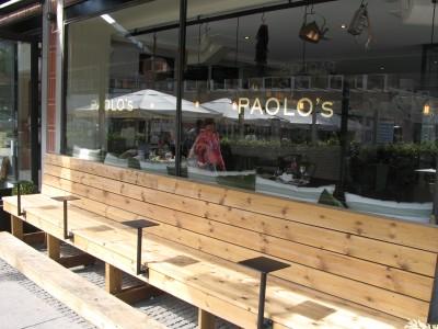 Italiensk restaurang i Borås