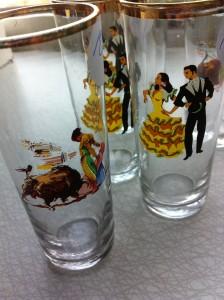 6 sherryglas blev dagens favoritinköp!