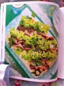 Älskade smörgåstårtor