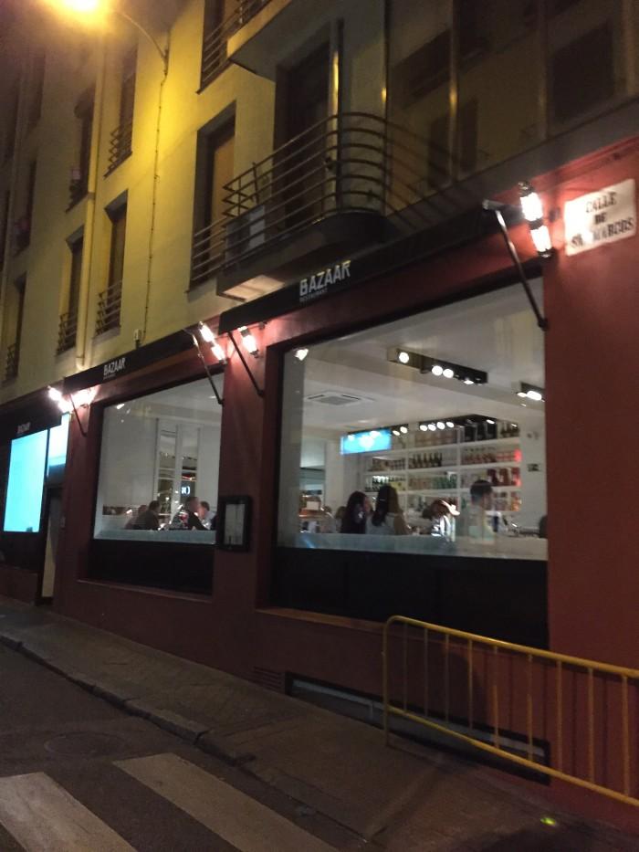 Bazaar i Madrid