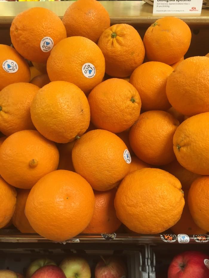 apelsiner