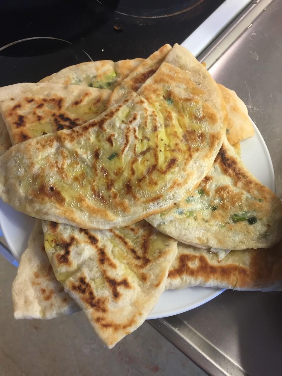 afghansk mat recept