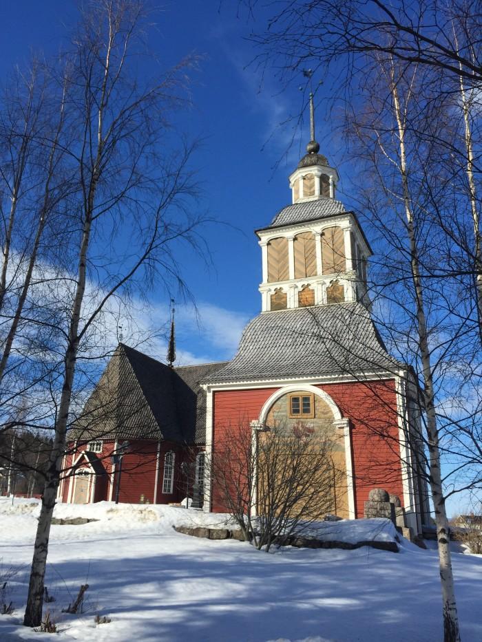 Overtornea kyrka