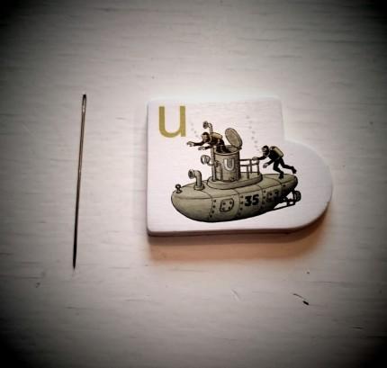 ubåt i skärgården
