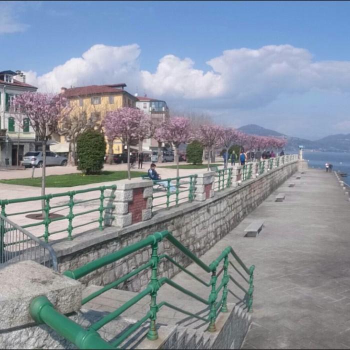 Arona_city_italy
