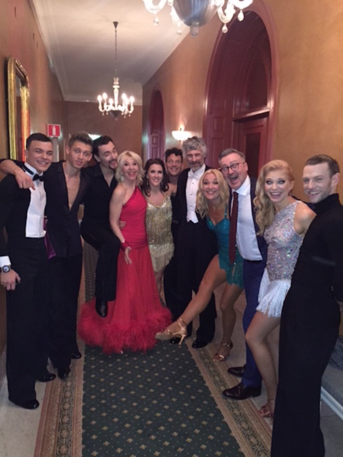 Groupie Grand Hotel Let´s Dance 2016