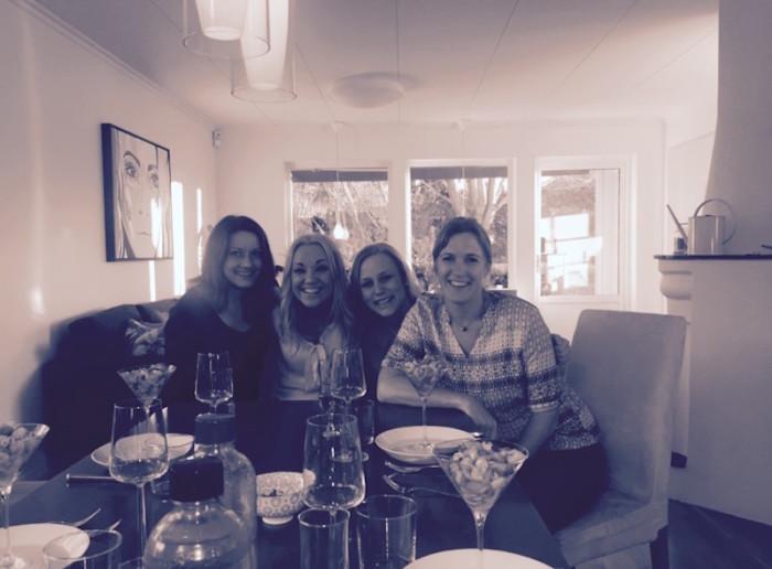 Malin Watson Friends