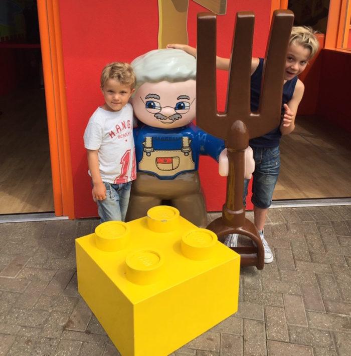 Alex James Watson söner Watson Malin David Watson Legoland UK