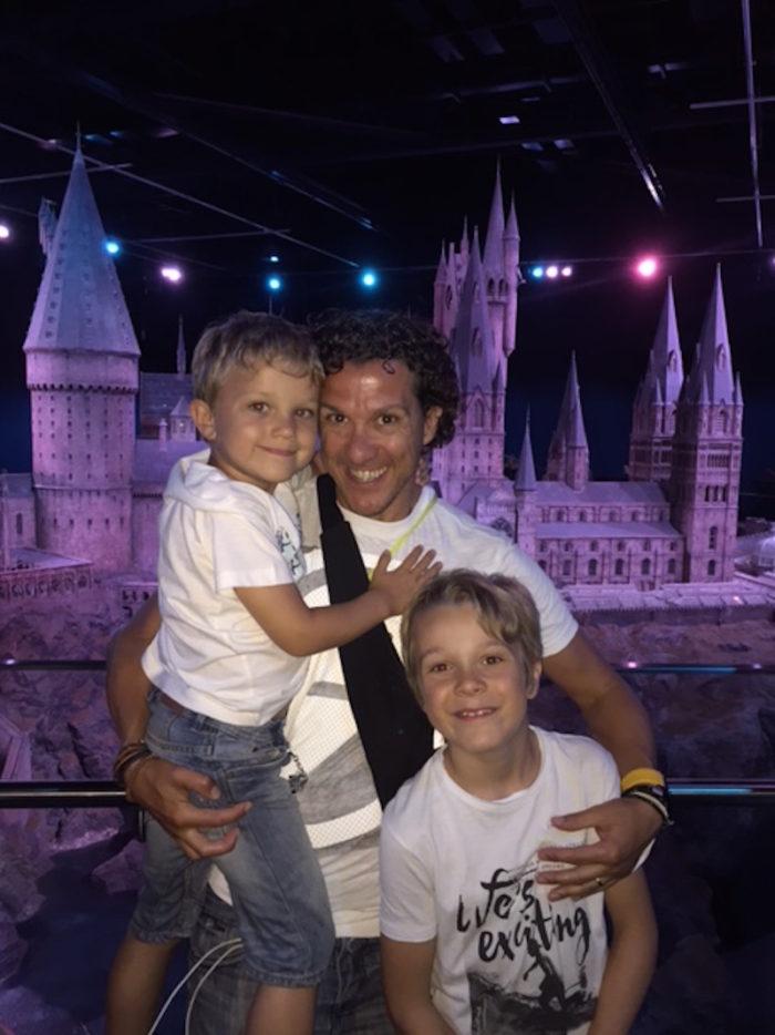 David Watson Harry Potter