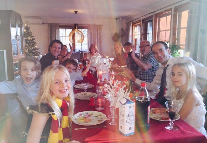 jul-storfamiljen