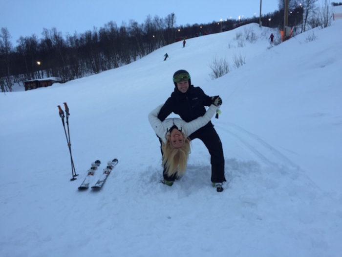 skidor-dans