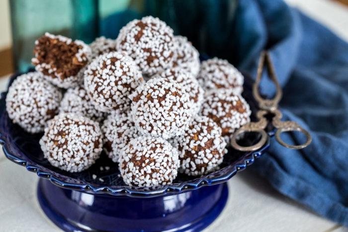 Chokladbollar Fredriks Fika