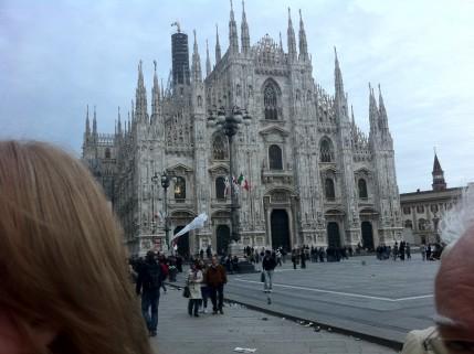Dômen i Milano