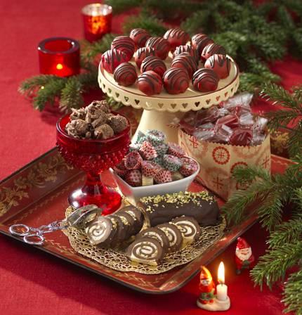 3 tips på smaskigt julgodis!   Allas Recept