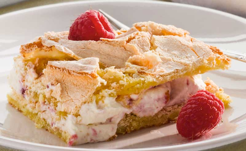Lättbakad marängtårta – klar på 40 minuter!