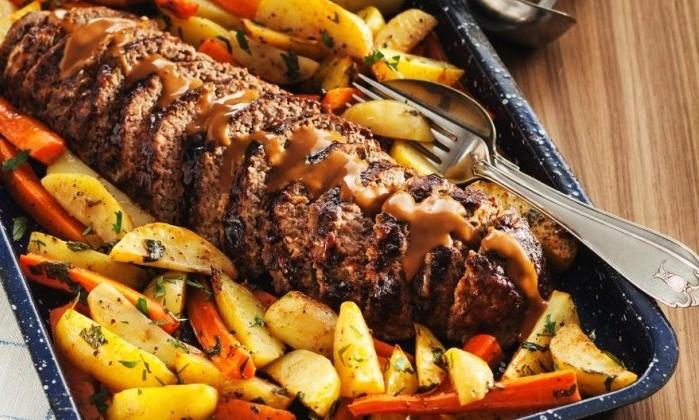 köttfärslimpa innertemperatur nötfärs