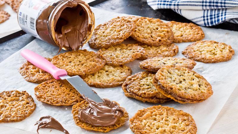 gluten småkakor recept