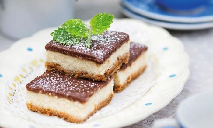 baka kaka med yoghurt