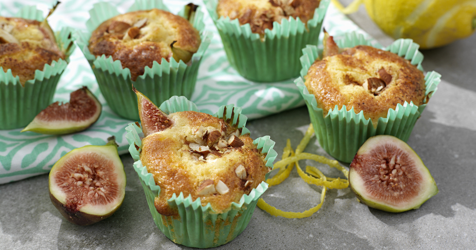 Ulrikas glutenfria citronmuffins