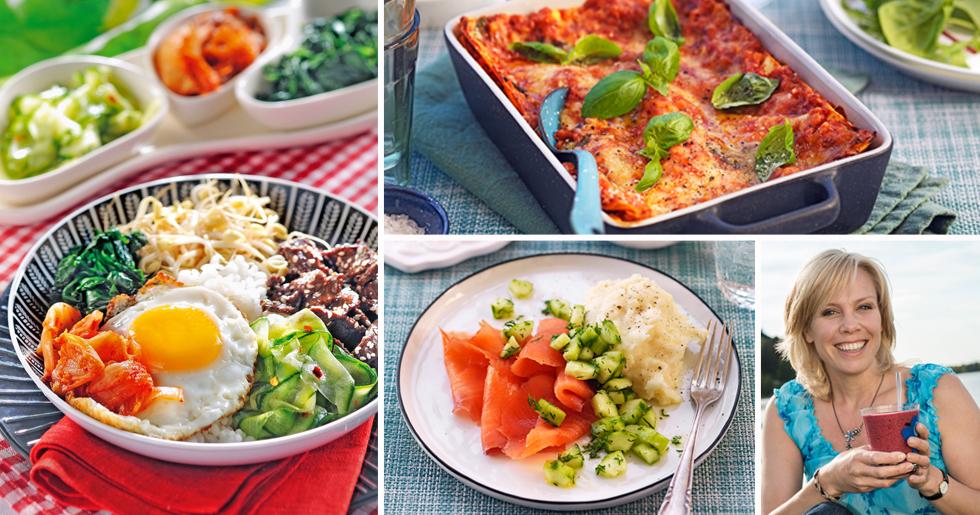 gå ner i vikt vegetariskt