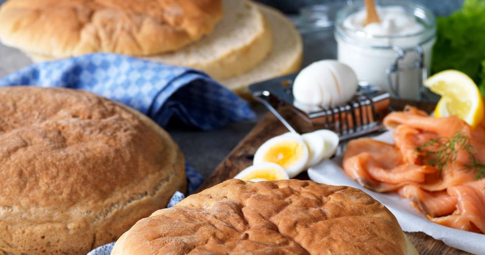 recept på glutenfritt bröd till smörgåstårta