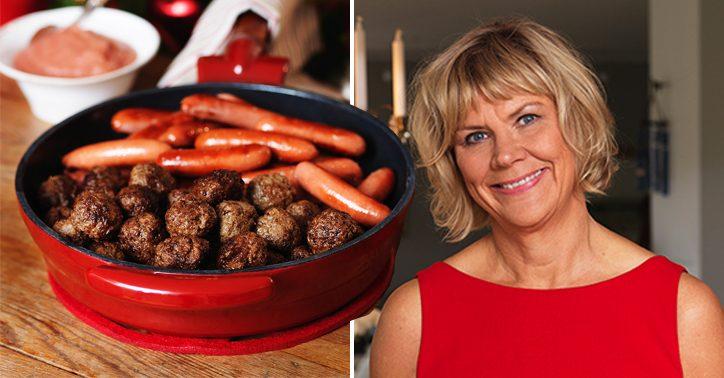 Maud Onnermarks köttbullar