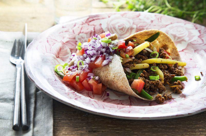 Fixa fredagsmys med färsfylld tortilla på spännande smaker!