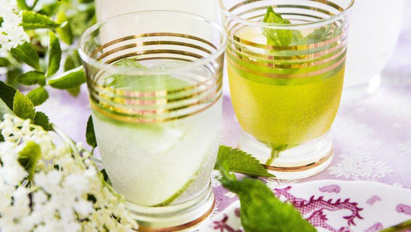 citronsaft koncentrat recept