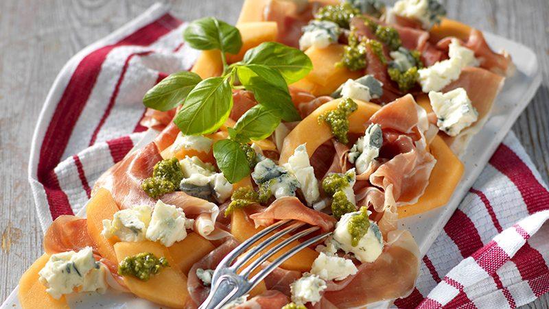 Italiensk delikatessbricka