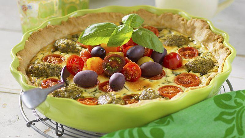 Italiensk tomatpaj