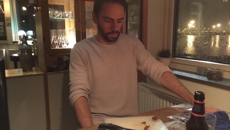 Test av stark chili