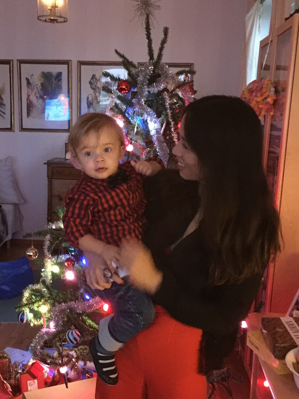 Jul barn
