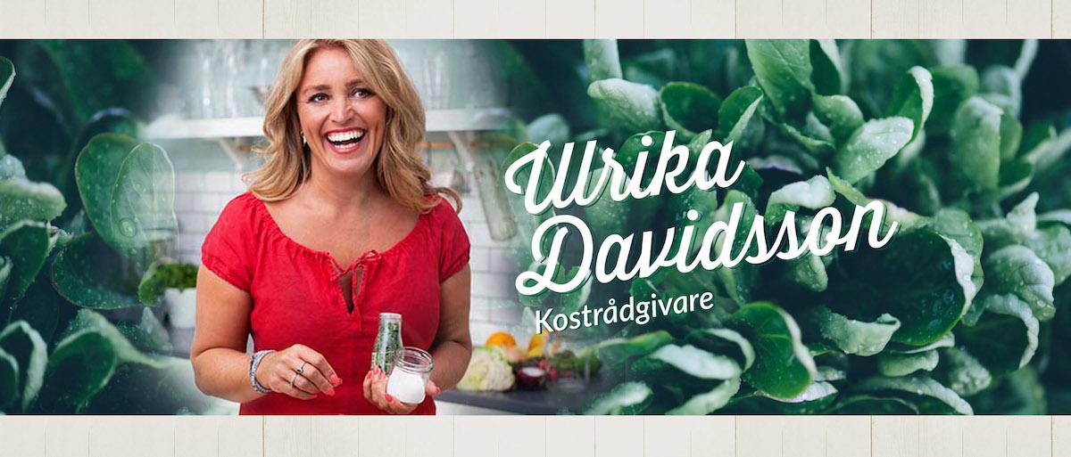 bild på Ulrika Davidsson